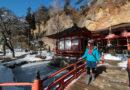 【岩手】日本東北第一個世界文化遺產。達谷窟毘沙門堂
