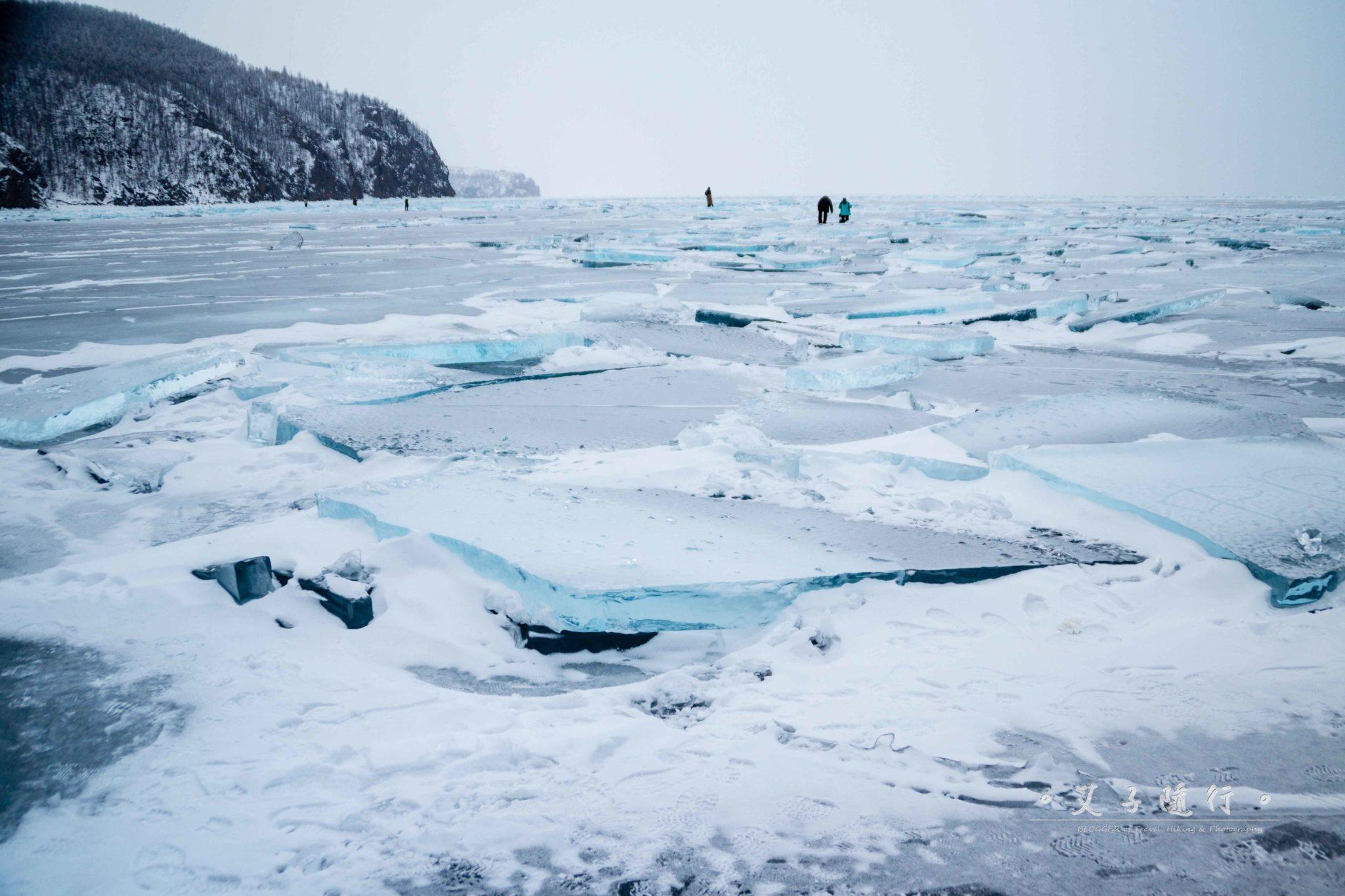 【伊爾庫茨克】Maloye More!北線看破冰之旅。