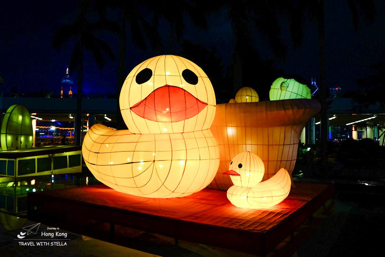 【香港】中秋賞月夜‧2013維園綵燈巡禮