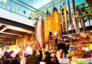 【華東】探險。走進上海傳統菜市場