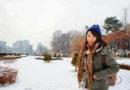 【首爾】白雪皚皚的梨花女子大學。이화여자대학교。Ewha Womans University