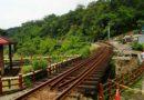 【台灣】平溪線鐵道之旅。平溪車站、嶺腳車站
