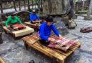 【海南】走入原住民的家。海南檳榔谷黎苗文化旅遊區