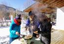 【岩手】地道DIY玩雪體驗。遠野故鄉村冬之約會