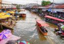 【曼谷】另類東方威尼斯。安帕瓦水上市場。Amphawa Floating Market (上)
