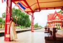 【華欣】泰國百年情懷。最美最老的華欣車站