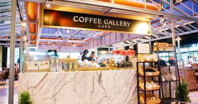 【曼谷】城市中的秘密園地。泰迪熊熊Coffee Gallery