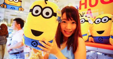 【新加坡】超可愛小兵。闖入新加坡環球影城找Minions