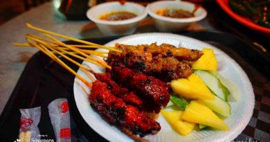 【新加坡】24小時吃盡在地美味。捧著肚子離開老巴剎熟食中心