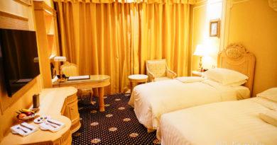 【澳門】小貴婦的輕旅行選擇。勵庭海景酒店