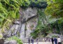 【兵庫】国の天然記念物。超壯觀的玄武洞公園