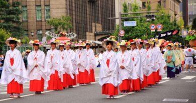 【日本】2021祇園祭。疫情下的小小寄望