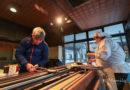 【岩手】南部煎餅DIY體驗。盛岡手づくり村