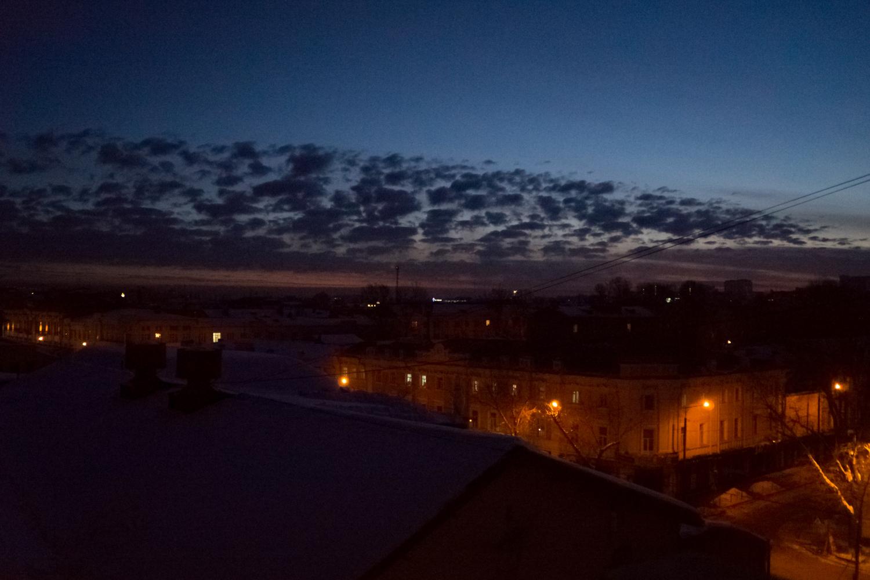 【伊爾庫茨克】早安,Irkutsk!向著奧爾洪島出發的我倆
