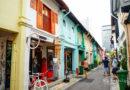 【新加坡】迷失在色彩斑斕的Chinatown 及 Haji Lane