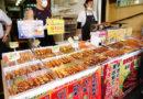 【東京】瘋狂吃不停。初逛築地場外市場