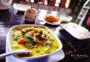 【華欣】小茅屋青咖哩+炸雞。隱藏美食Kannikar's kitchen
