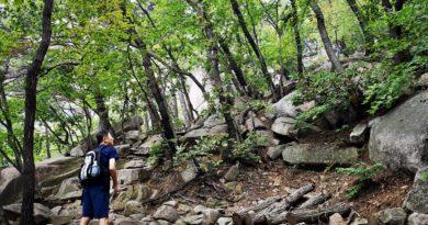 【首爾】背包窮遊半韓國 首爾道峰山紫雲峰