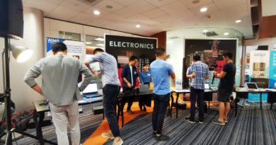 【香港】最新產品展示。秋季電子產品展2019