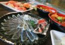 【山口】唐戶市場吃河豚。假日限定新鮮海鮮大放送