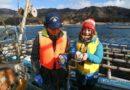 【岩手】跟著漁民出海吃生蠔。三陸山田かき小屋